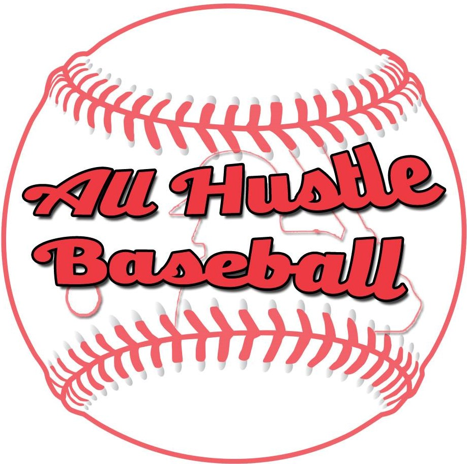 all hustle baseball logo