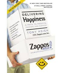 Delivering Happiness by Tony Hsiehreview