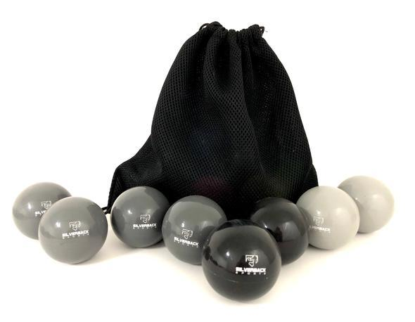 Silverback Sports Ballistic Hitting Ball Set